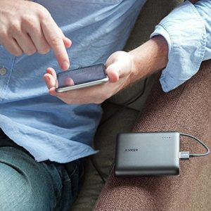 Anker PowerCore 13000mAh unterwegs